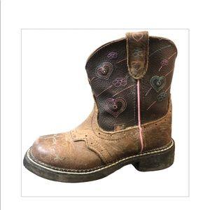 Girls Durango boots